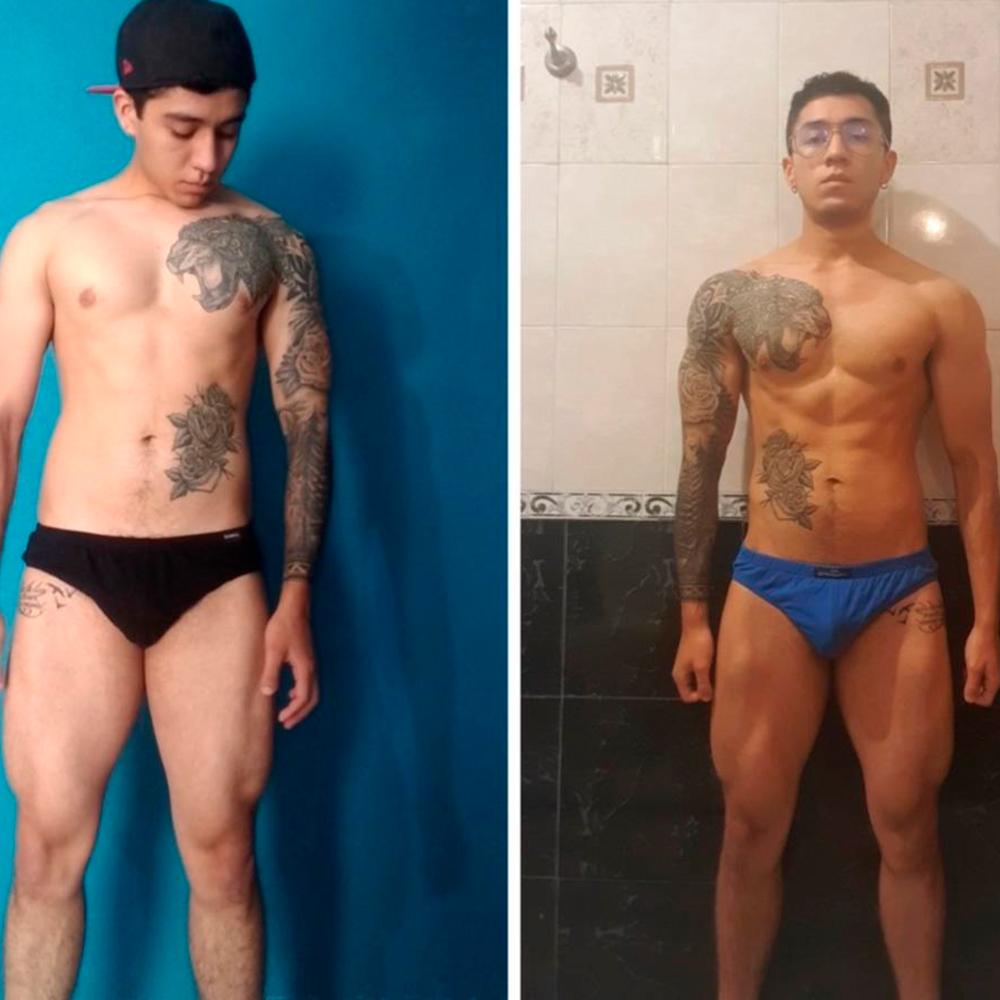 Historias de éxito Pedro Barron